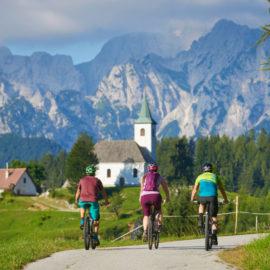 Eslovenia en bici
