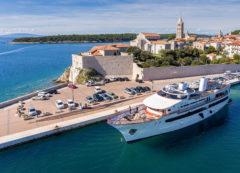 Puerto de Zadar