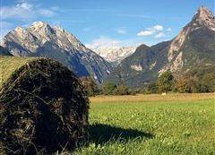 Bovec, valée de Soča