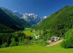 La vallée de Logarska