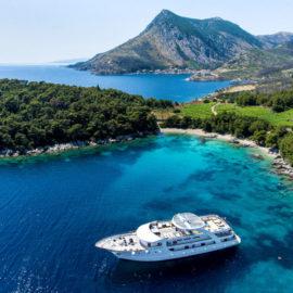 croisière entre Zadar et Dubrovnik